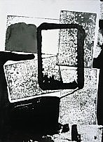 Untitled (LD7), ink on watercolor paper, 15 x 11 in., 2002